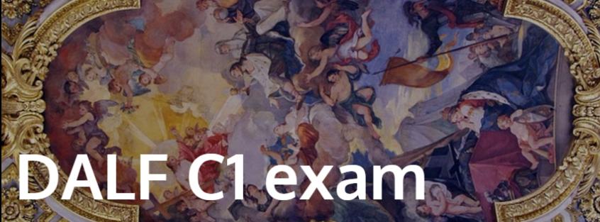 DALF C1 exam