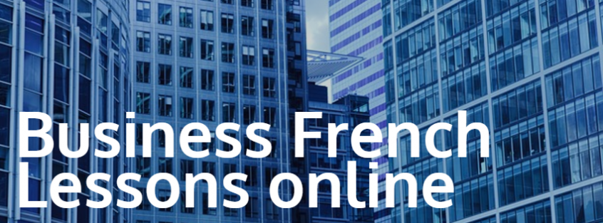 Business French Lessons online