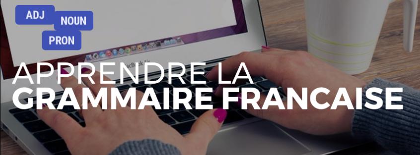 grammaire fran