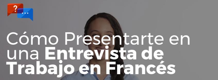 Entrevista de Trabajo en Franc