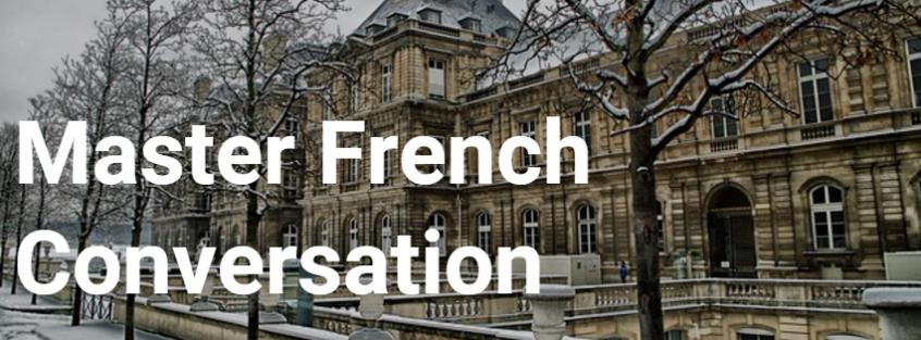 Master French Conversation