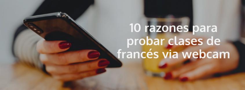 10 razones para probar clases de franc