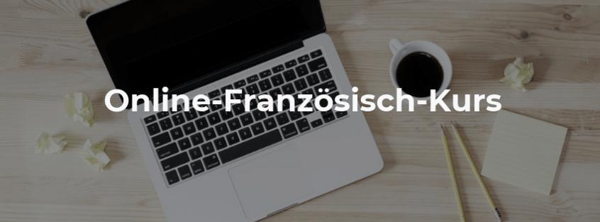 Online-Französisch-Kurs